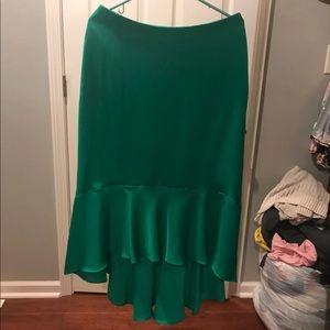 Ann Taylor size 8 maxi skirt
